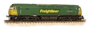 "Graham Farish 371-651A Class 57/0 57008 ""Freightliner Explorer"" Freightliner, Weathered"
